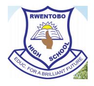 Rwentobo high school badge